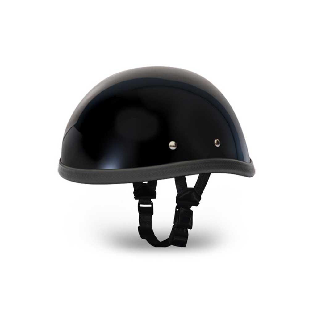 DAYTONA HELMETS Eagle Hi-Gloss Black Helmet (1002A)