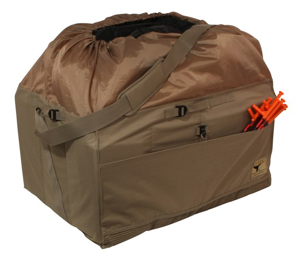 AVERY Mid Size 12 Slot Full Body Goose Bag (00159) thumbnail