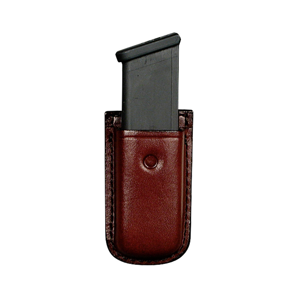 DON HUME D417 Clip On Brown Magazine Pouch (D739135)
