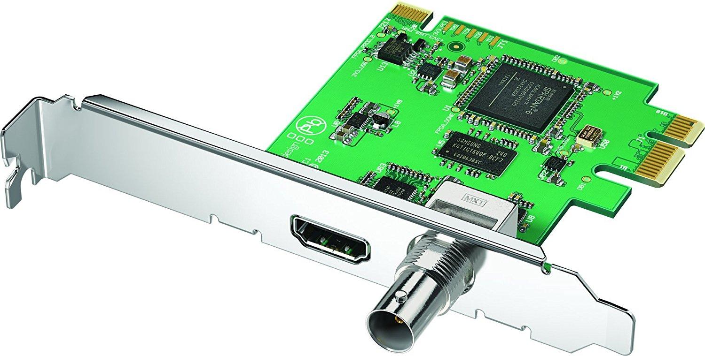BLACKMAGIC DESIGN DeckLink Mini Recorder (BDLKMINIREC)