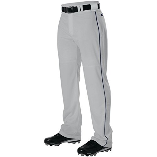 ALLESON ATHLETIC Adult Warp Knit Baseball Pant With Side Braid (PWRPBP)