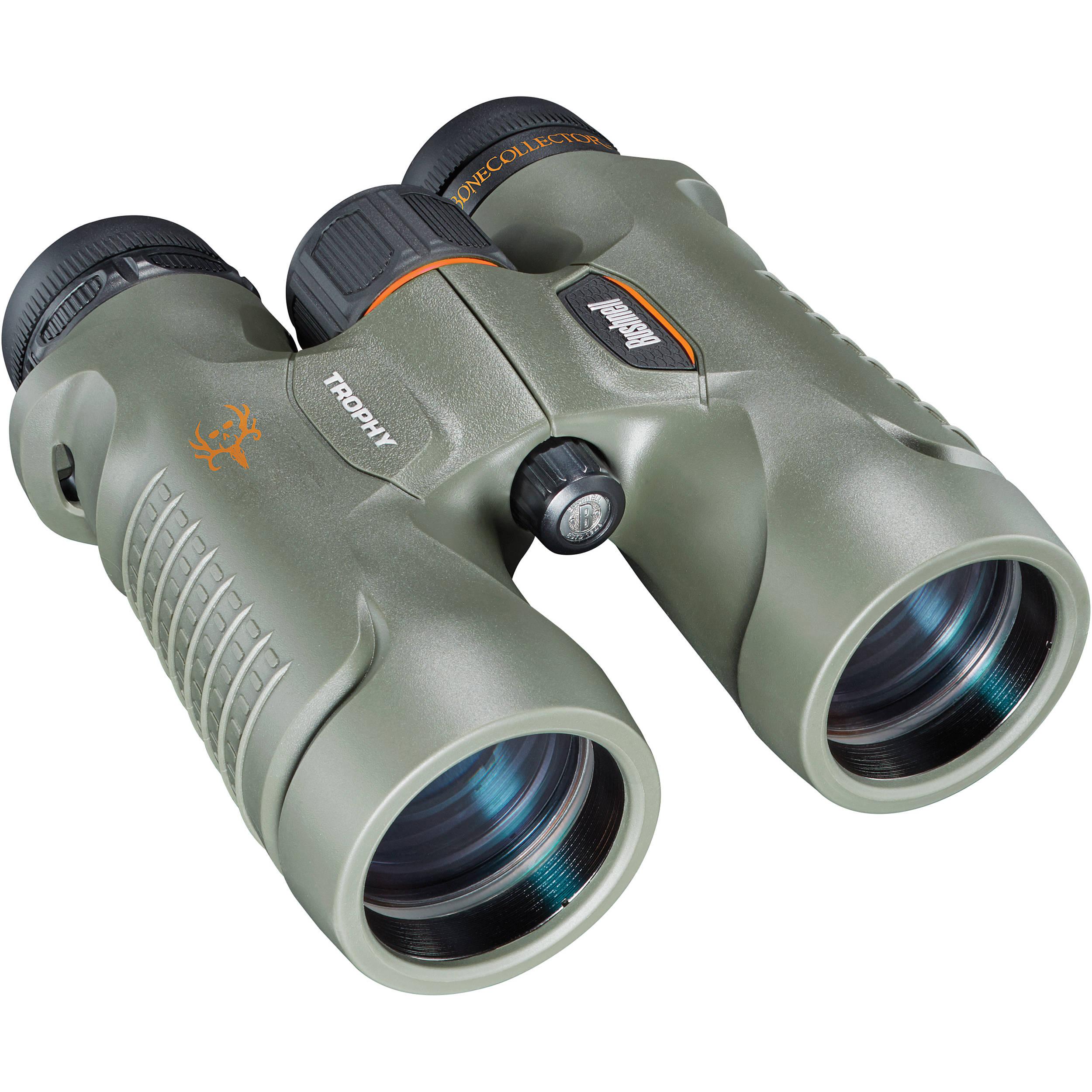 BUSHNELL Trophy 10x42 Bone Collector Binocular (334210)