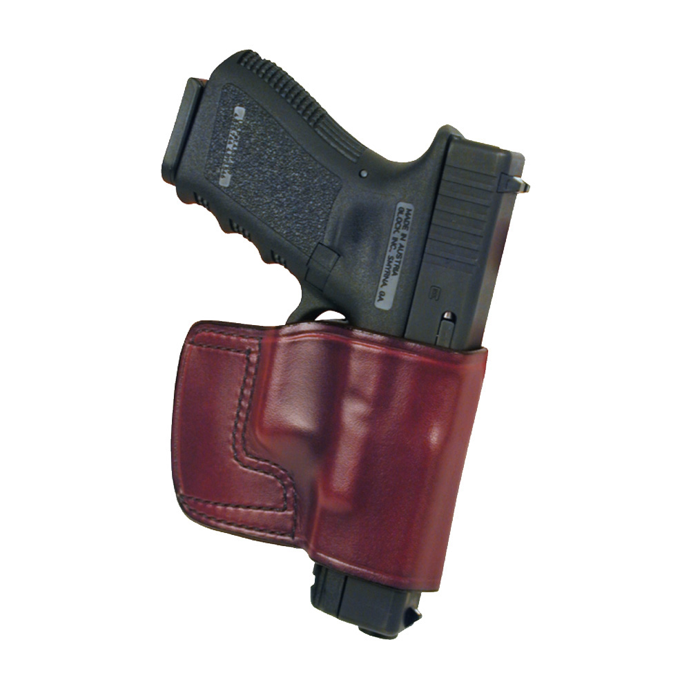 DON HUME JIT Slide Right Hand Brown Holster Fits Glock 17/19/23/27/31/36 (J976000R)