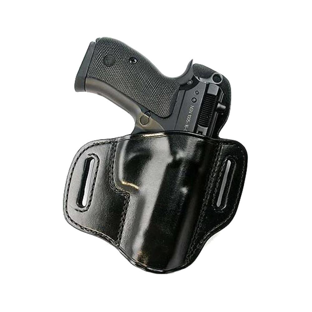 DON HUME H721OT Right Hand 1911 Commander Black Holster (J335804R)