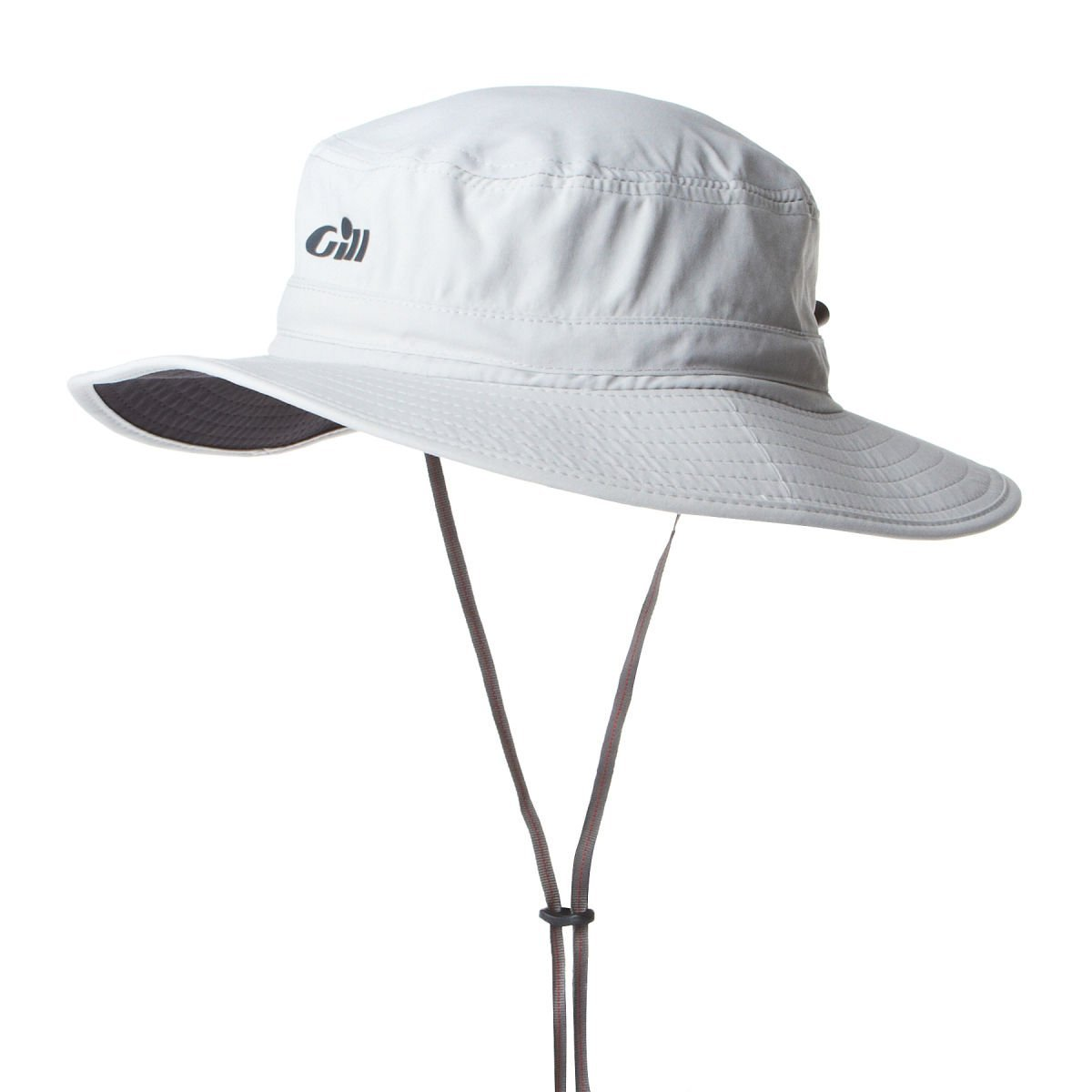 Details about Gill Technical Uv Sun Hat With Hat Retainer 7870a39a2f4
