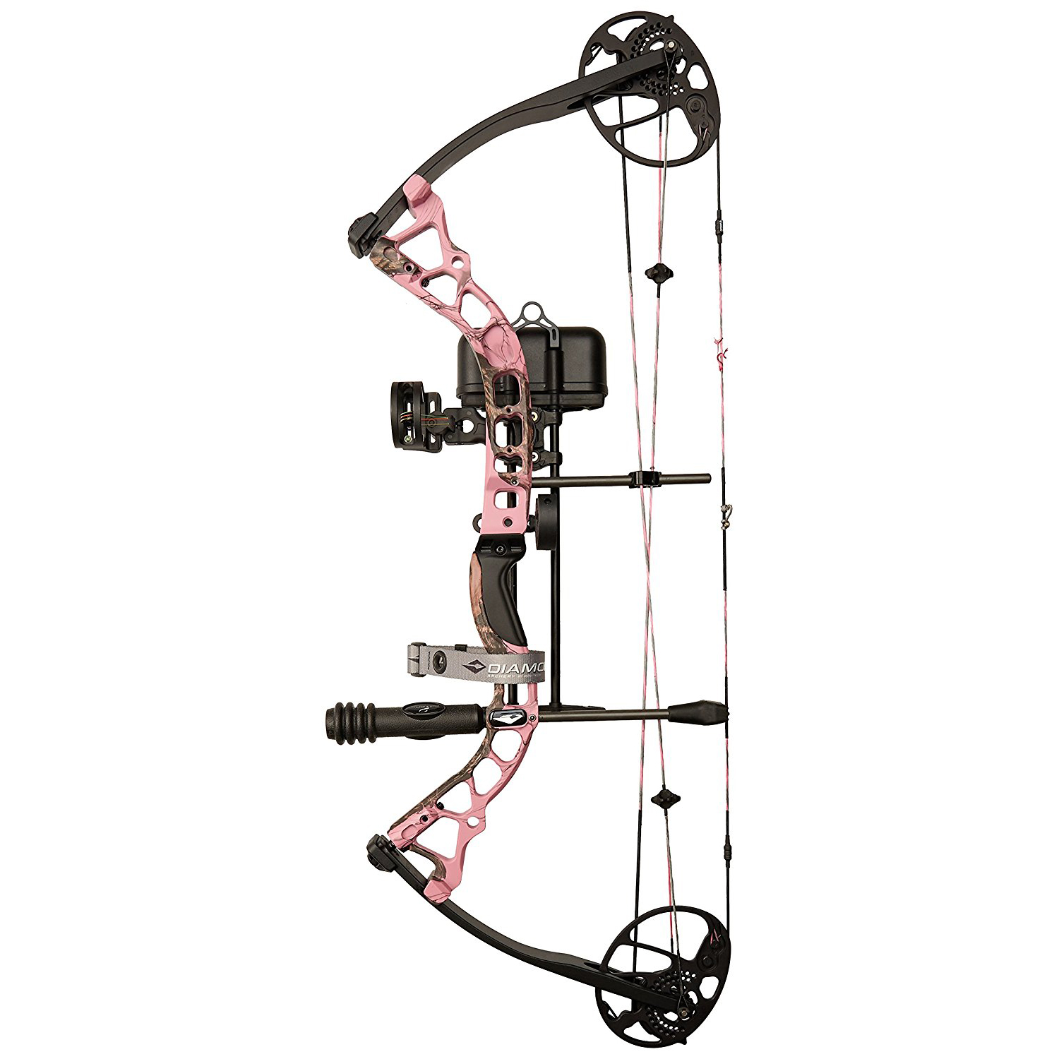 Details about Diamond Archery Infinite Edge Pro Rh 5-70 Right Hand Compound  Bow, Pink W/Pkg