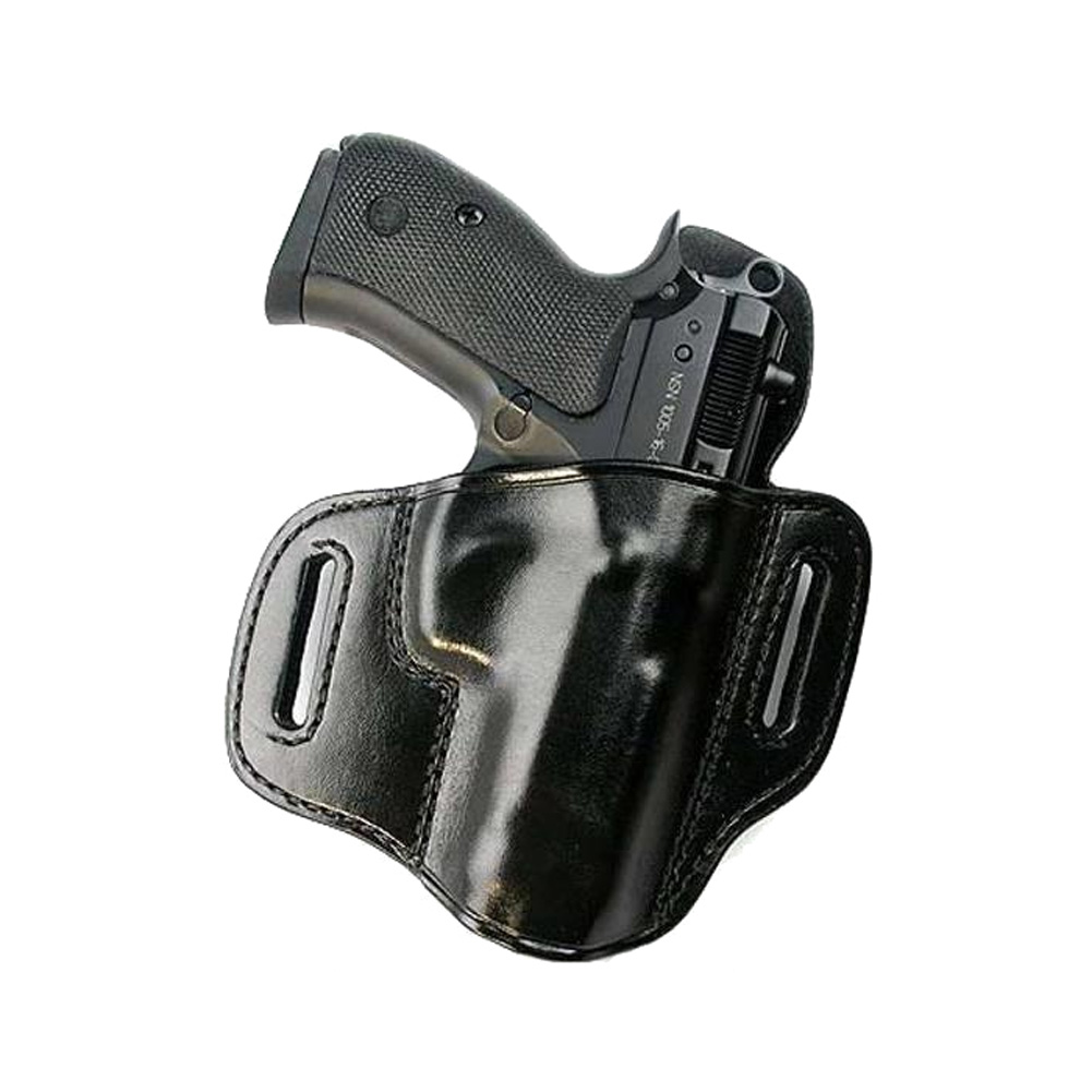DON HUME Double 9 OT H721OT Right Hand 1911 Government Black Holster (J335806R)