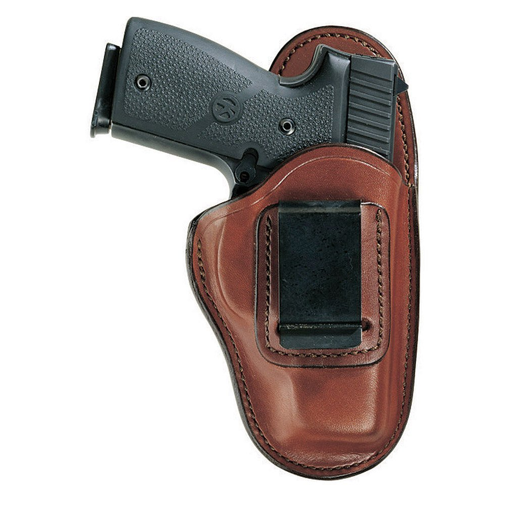 BIANCHI 100 Professional Walther/Sig .380 Auto Right Hand Tan Leather Holster (19226)