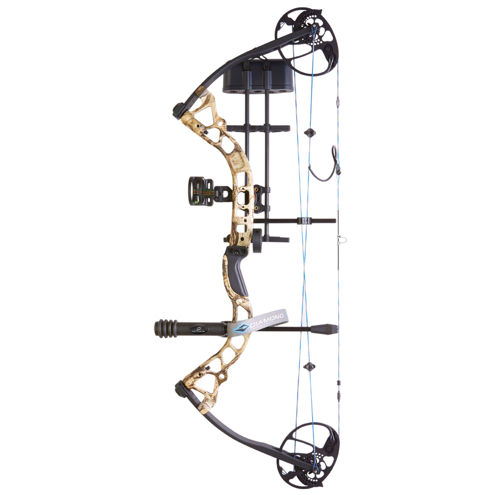 Details about Diamond Archery Infinite Edge Pro Rh 5-70 Compound Bow, Black  W/Pkg A12487