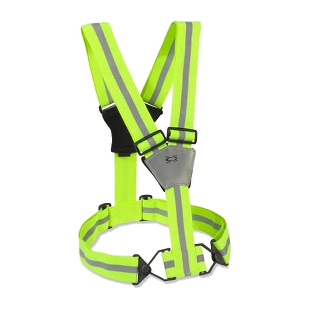 AMPHIPOD Xinglet Hi-Viz Green Reflective Vest (440)