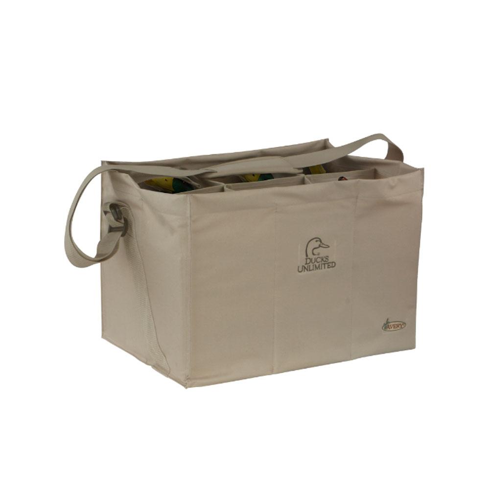AVERY Field Khaki 6 Slot Duck Bag (00152)