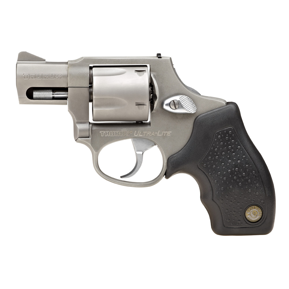 TAURUS M380 Small Frame 380ACP 1.75in 5rd Stainless Revolver (2-380129UL) thumbnail