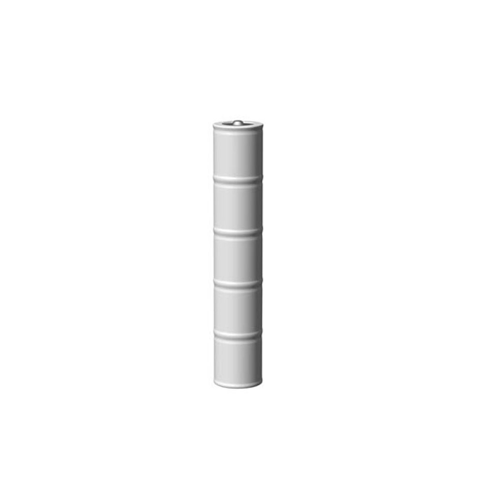 MAGLITE White NiMH Rechargeable Battery Pack (ARXX235)