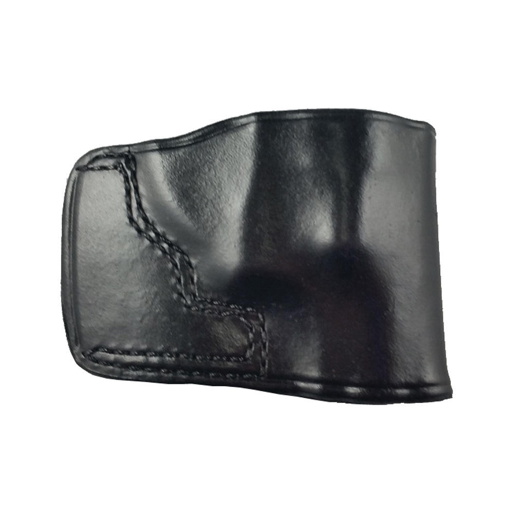 DON HUME JIT Slide Right Hand S&W K Frame/ Ruger Speed Six Black Holster (J941100R)