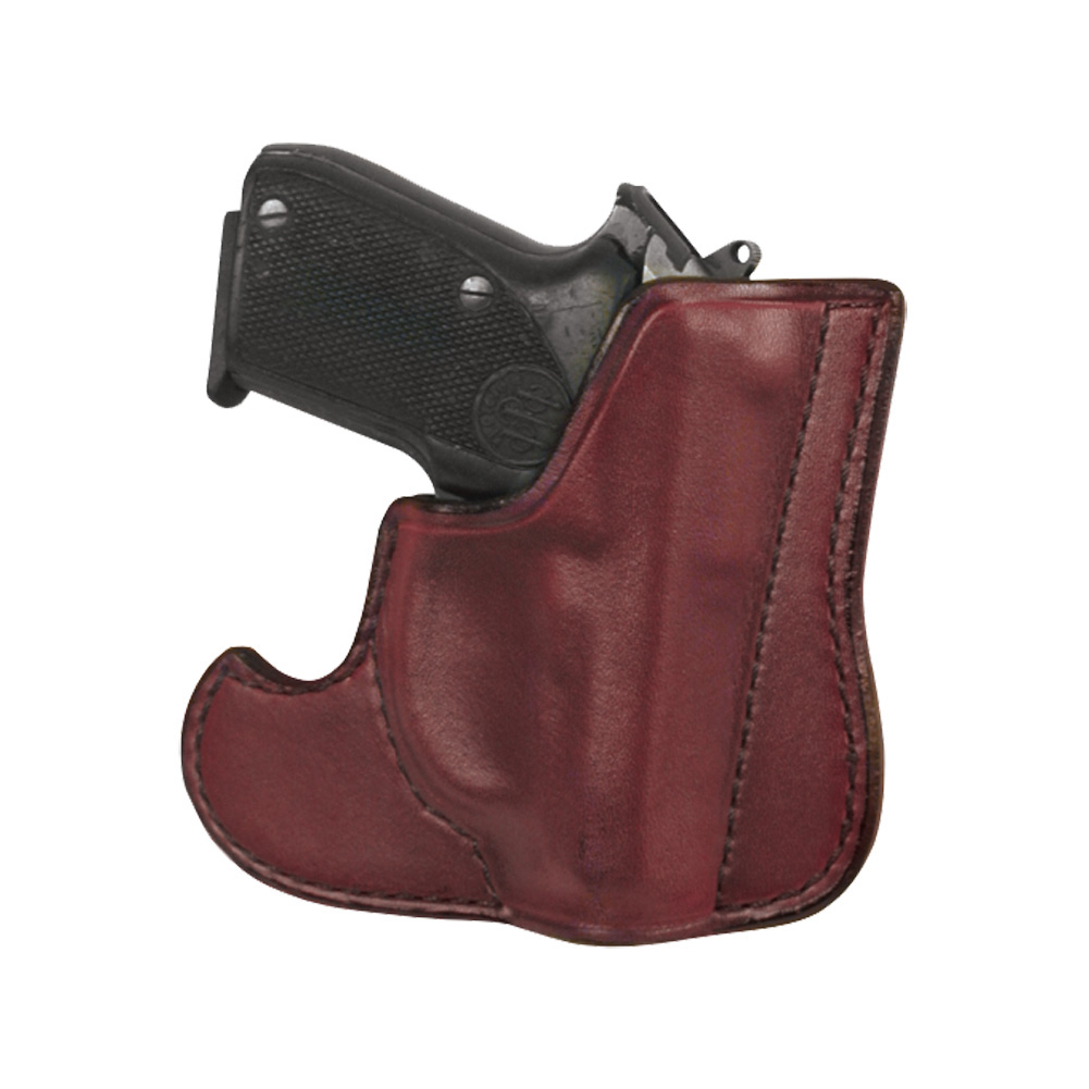 DON HUME 001 Front Pocket Style Ambidextrous Seecamp Brown Holster (J100235R)