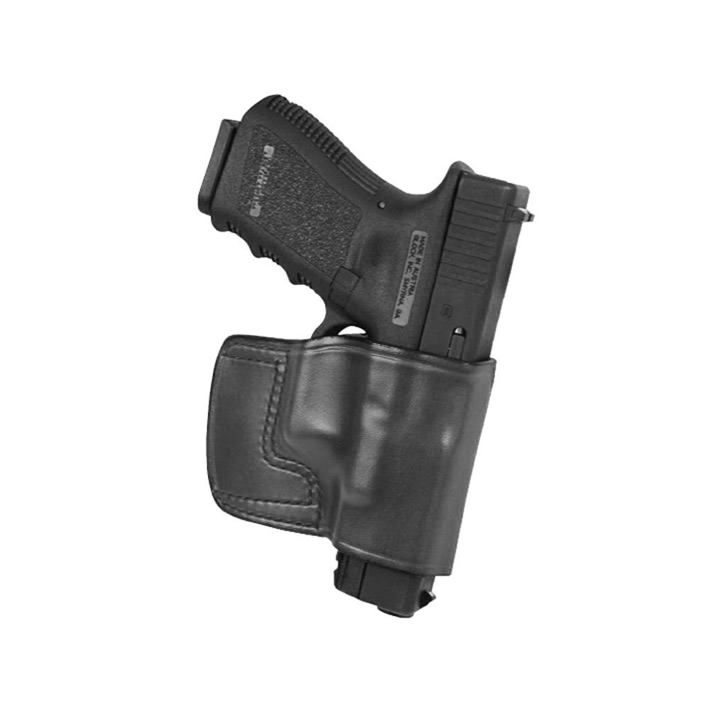 DON HUME JIT Slide Right Hand S&W L Frame Black Holster (J941550R)