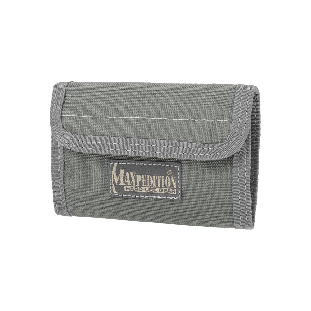 MAXPEDITION Spartan Wallet, Foliage Green (0229F)