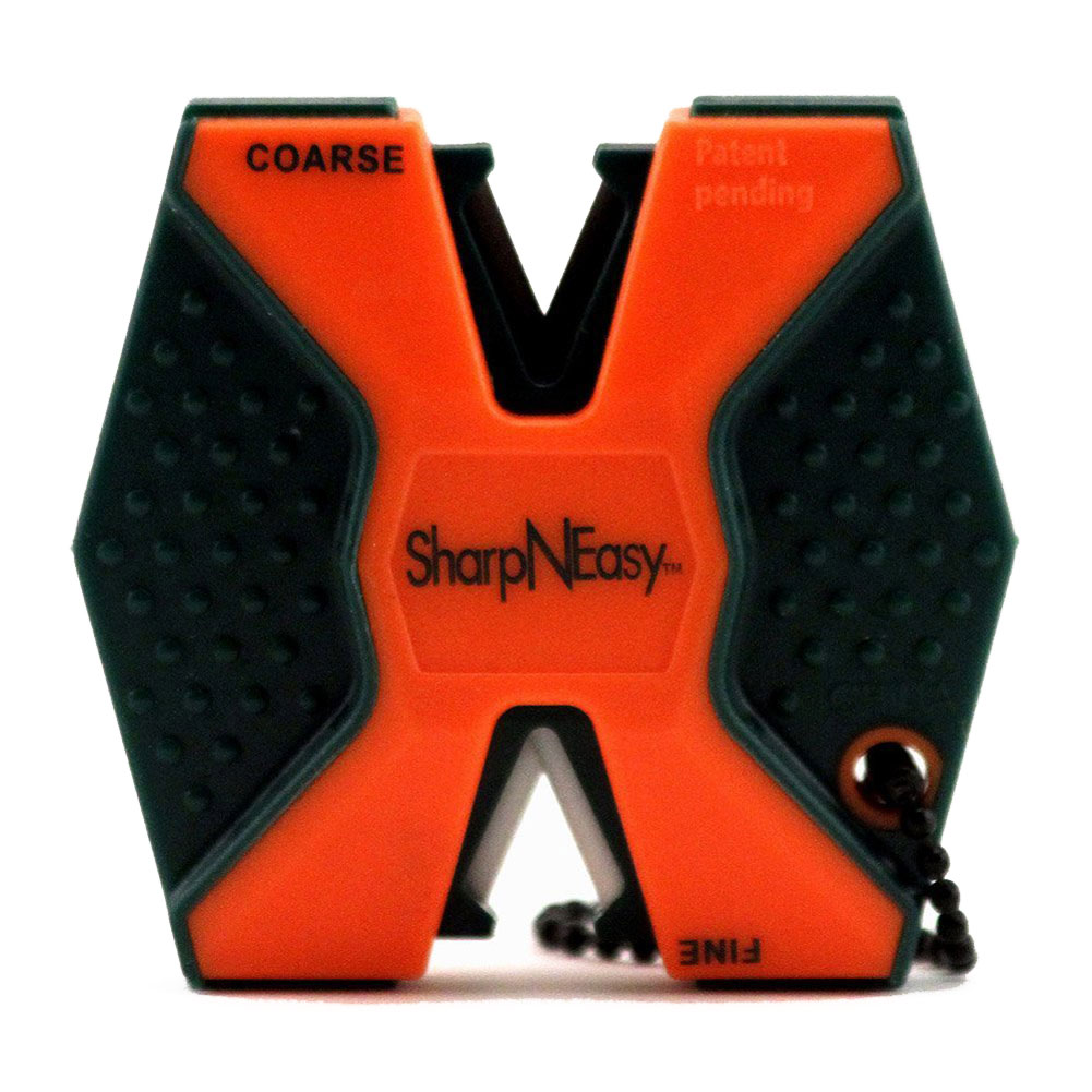 ACCUSHARP SharpNEasy Two Step Orange Knife Sharpener (336C)