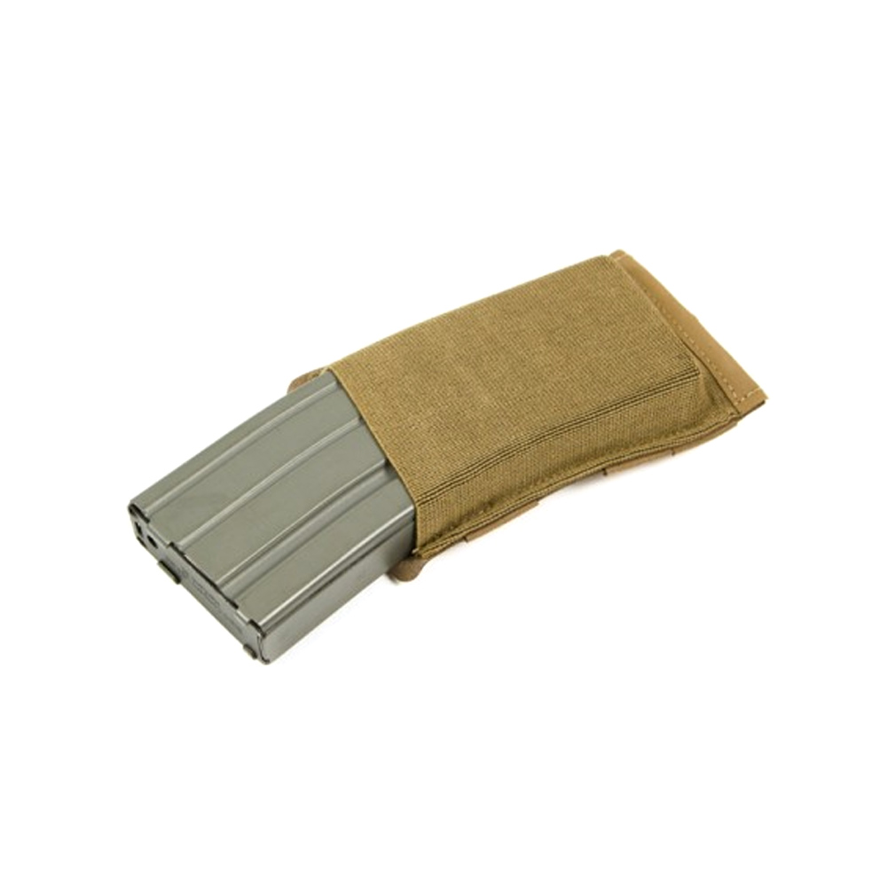 BLUE FORCE Ten-Speed Single M4 Coyote Brown Mag Pouch (HW-TSP-M4-1-CB)