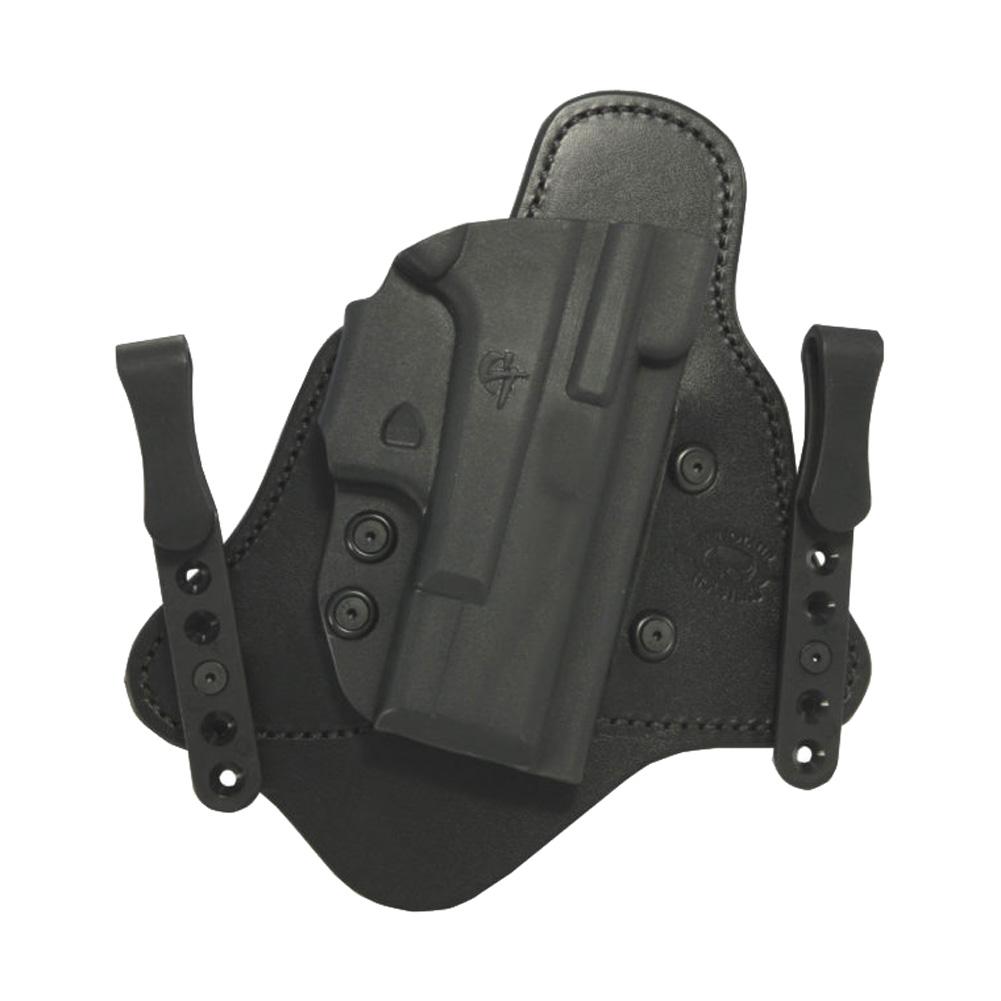 COMP-TAC MTAC IWB Hybrid Black Holster For Glock 19/23/32 Gen 1/2/3/4 RSC (C225GL051RBSN)