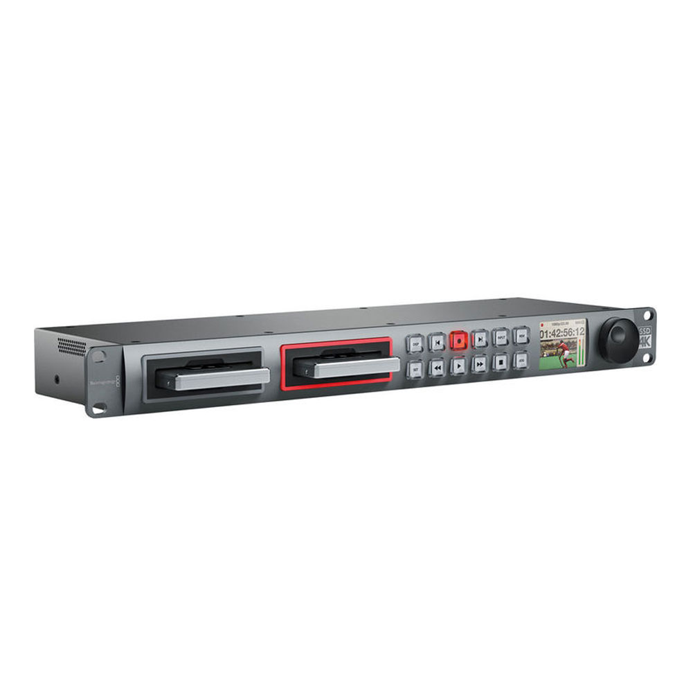 BLACKMAGIC DESIGN HyperDeck Studio Pro 2 Video Recorder (HYPERD/ST/PRO2)