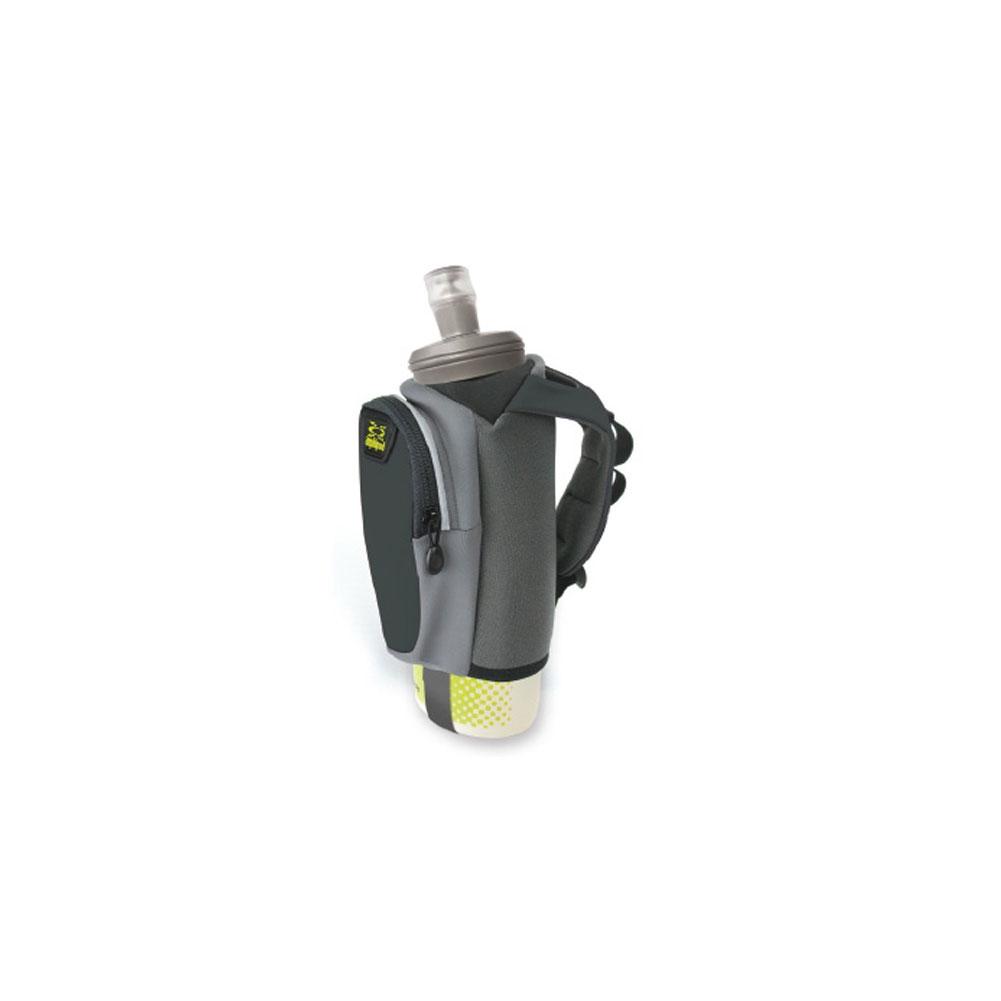 AMPHIPOD Hydraform Soft-Tech Charcoal/Gray Water Bottle (41000-10)