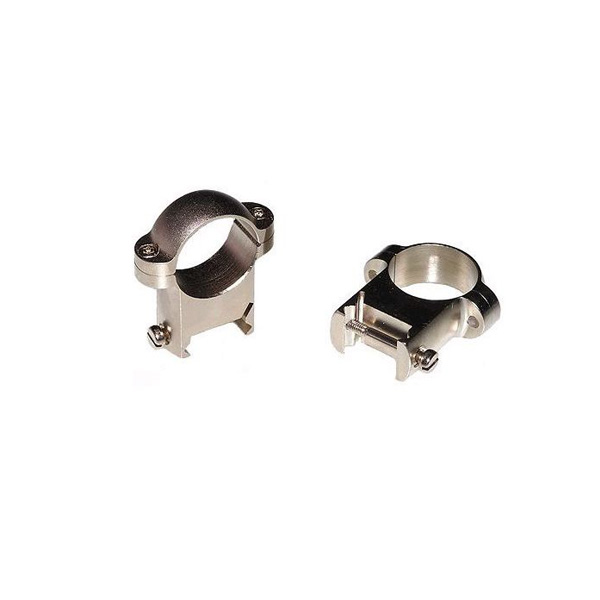 BURRIS Zee Weaver-Style 1in Medium Nickel Rings (420085)