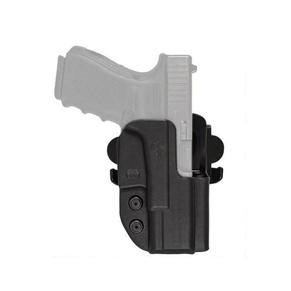 COMP-TAC International Black Outside the Waistband RH Holster For Glock 34/35 Gen 5 (C241GL062RBKN)
