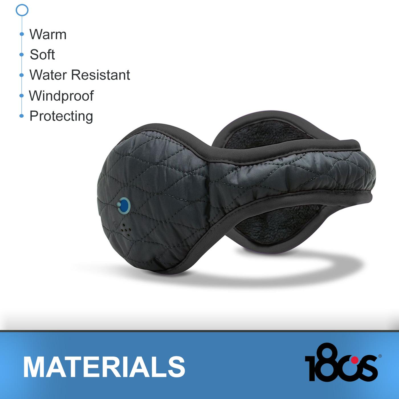 180S Womens Keystone Bluetooth Ear Warmer (31707)