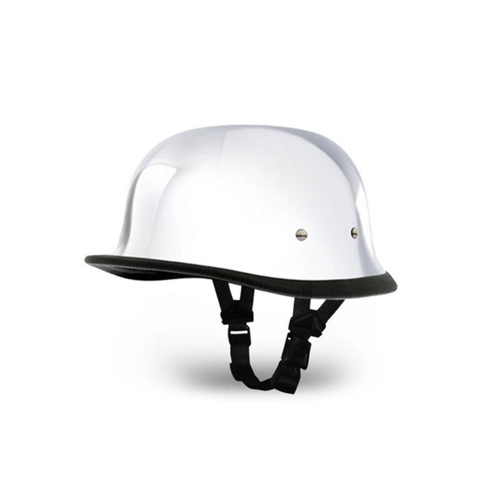 DAYTONA HELMETS German Chrome Helmet (4004C)