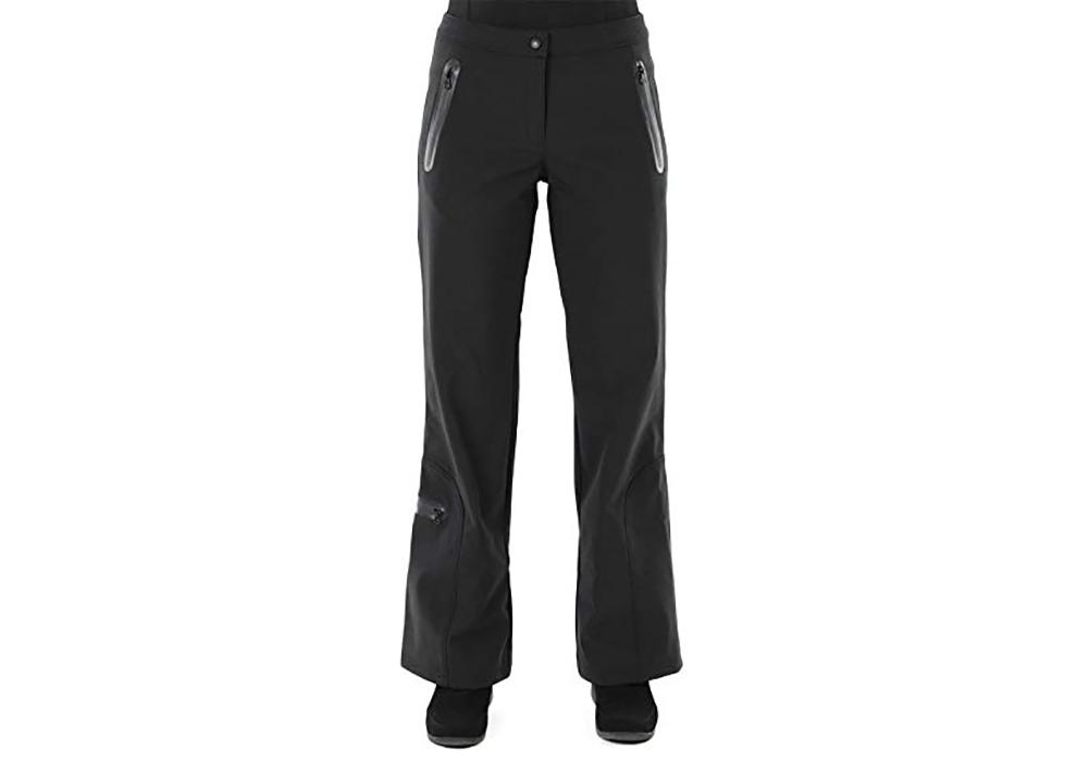 Women/'s Black 10 NEW Boulder Gear Tech W//B Soft-shell Pant