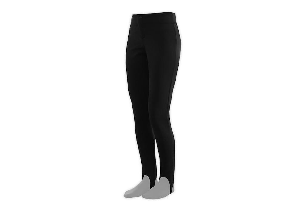 BOULDER GEAR Womens Intrigue ITB WB400 Regular Black Pant (7631R-001)