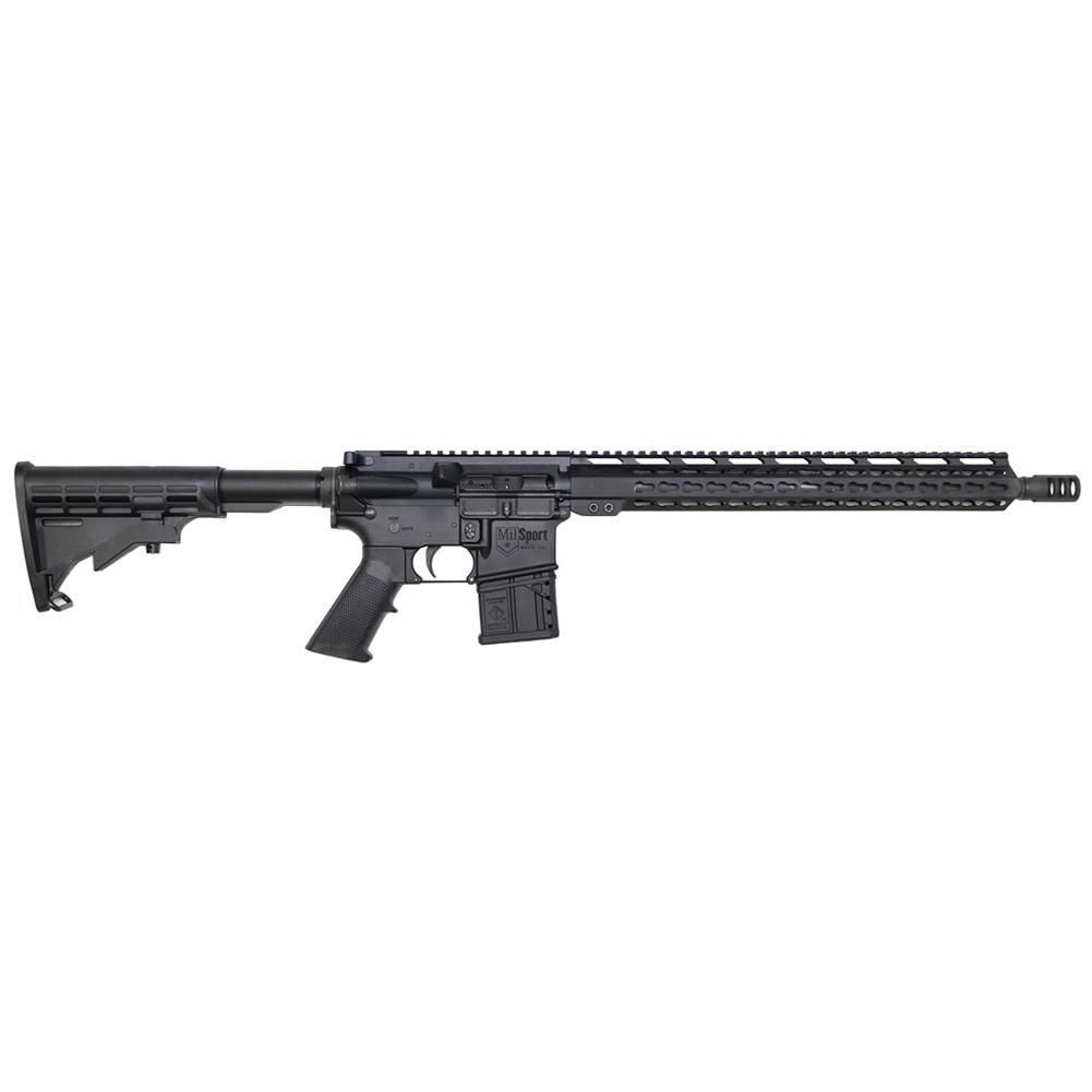 AMERICAN TACTICAL IMPORTS Mil-Sport 450 Bushmaster 16in 5rd Semi-Automatic Rifle (ATIG15MS450BM) thumbnail