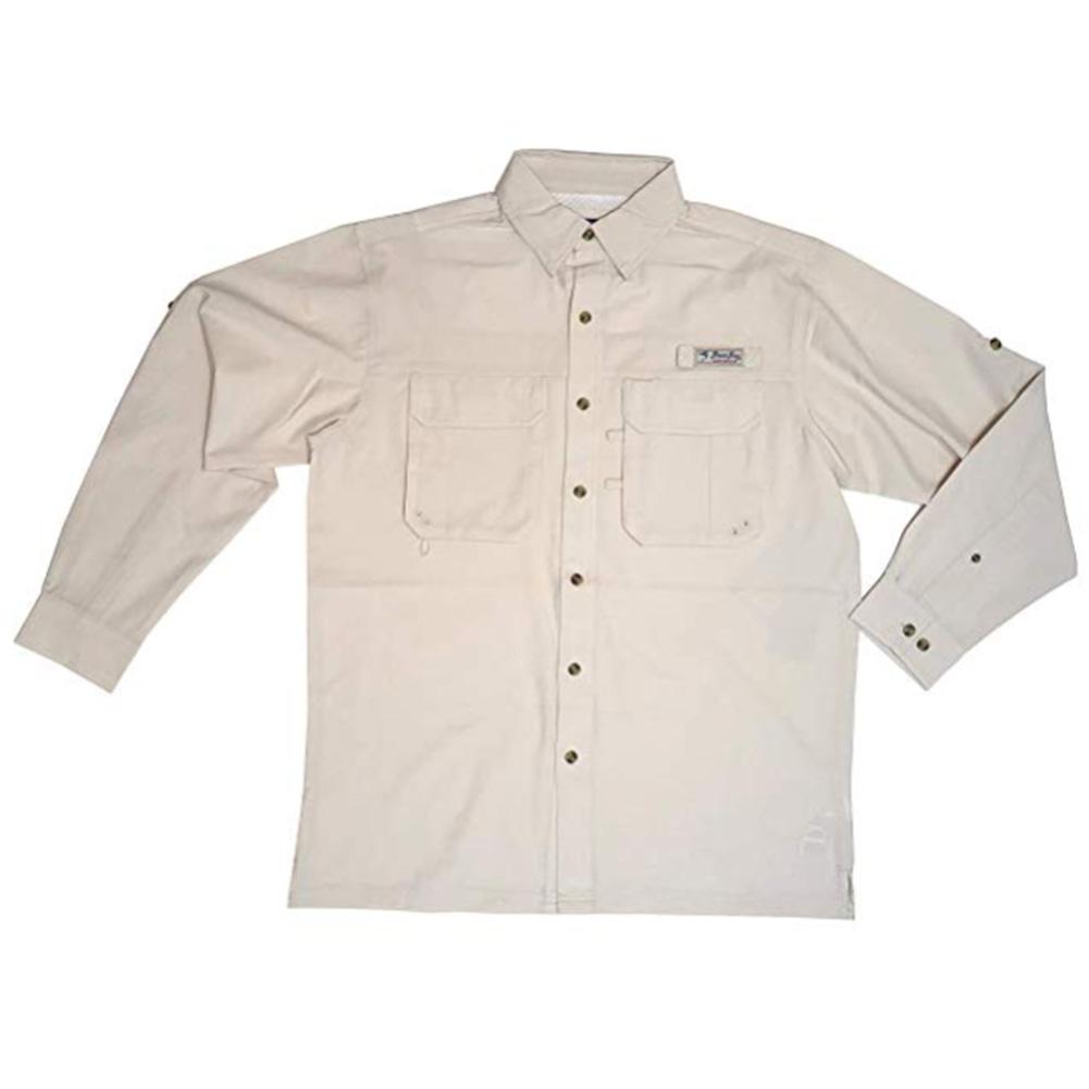 BIMINI BAY OUTFITTERS Bimini Flats IV LS Shirt with Bloodguard (21700)