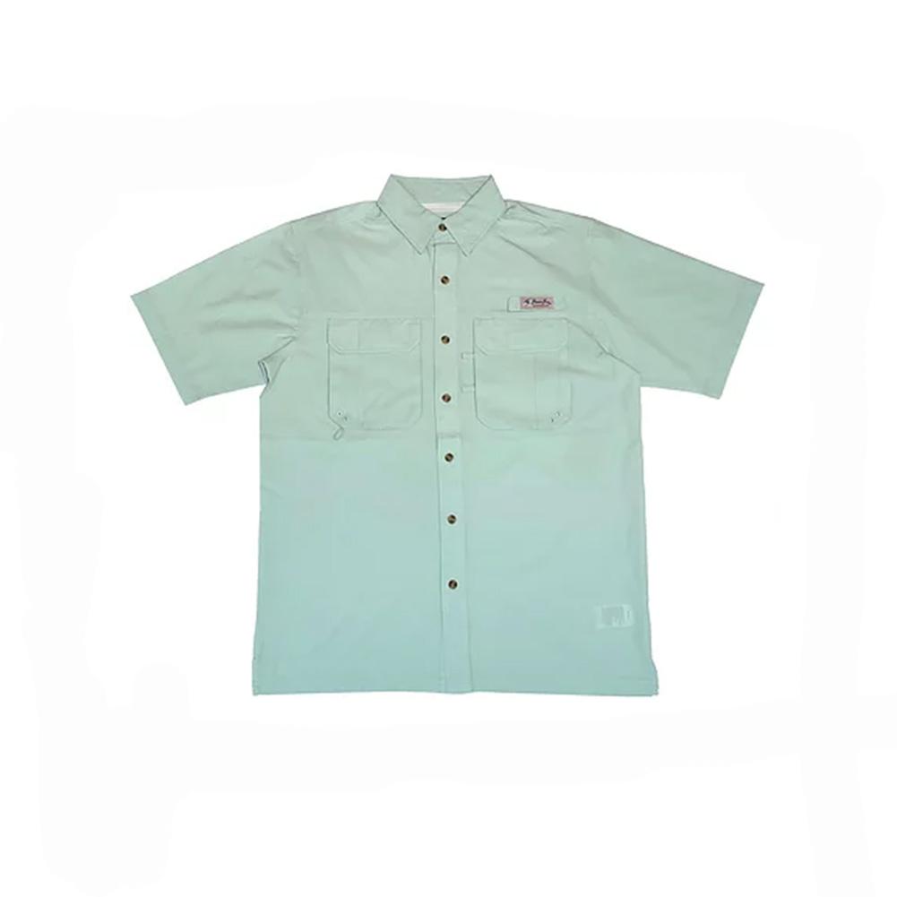 BIMINI BAY OUTFITTERS Bimini Flats IV SS Shirt with Bloodguard