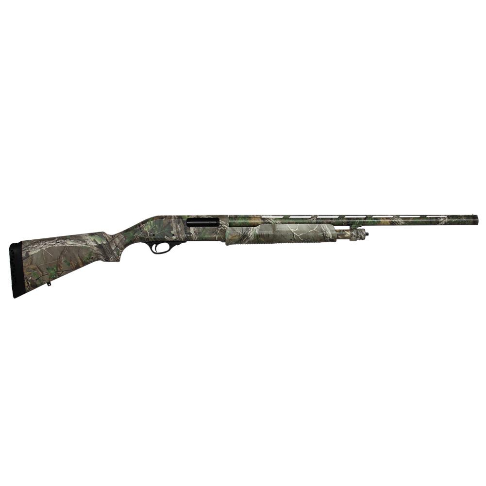 CZ 612 Magnum Turkey 12Ga 26in 3rd Realtree Xtra Green Pump Action Rifle (06533) thumbnail