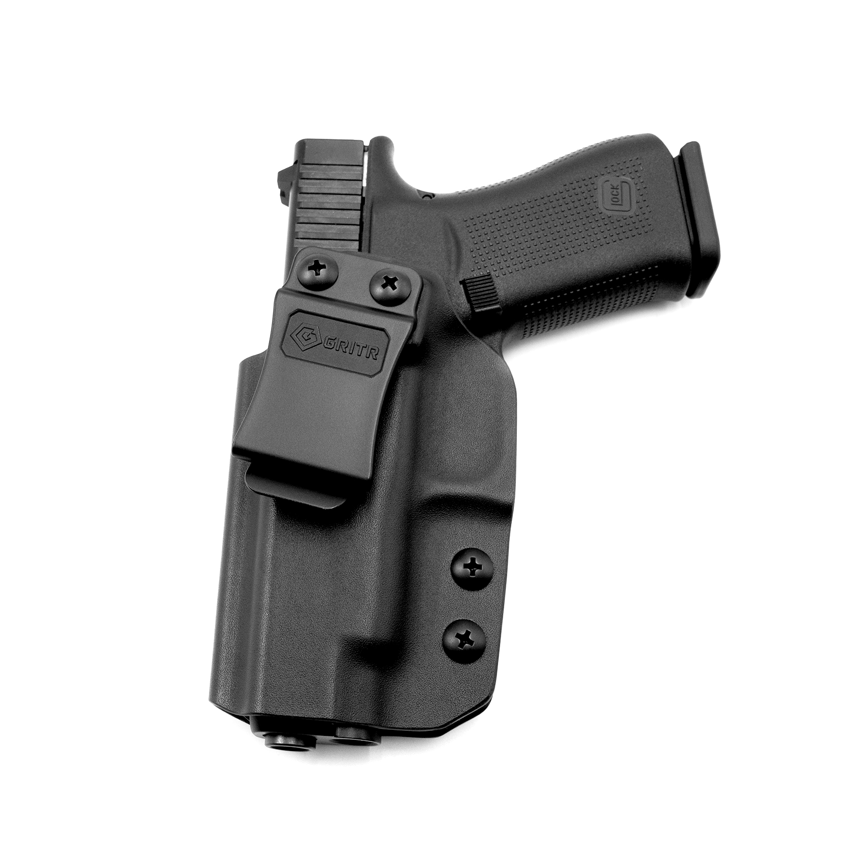 Details about Gritr Holsters for Glock 43X and Glock 48, Made in USA,  KYDEX, IWB Holster