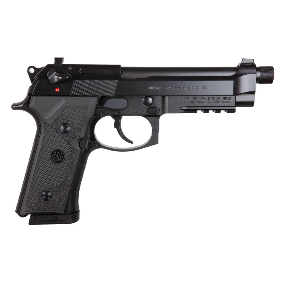 BERETTA M9A3 Type G 9mm 17Rd Tritium Night Sights Black Pistol (J92M9A3GM0) thumbnail