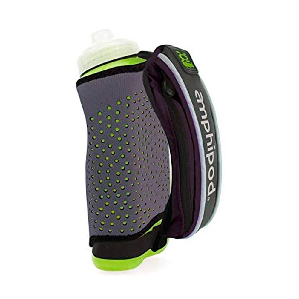 AMPHIPOD Hydraform Jett-Lite Thermal Handheld 12oz Water Bottle
