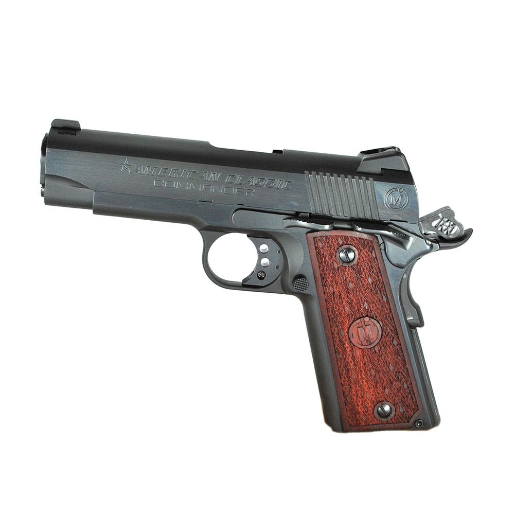 AMERICAN CLASSIC 1911 Commander 9mm 4.25in 9rd Semi-Automatic Pistol (ACC9B) thumbnail