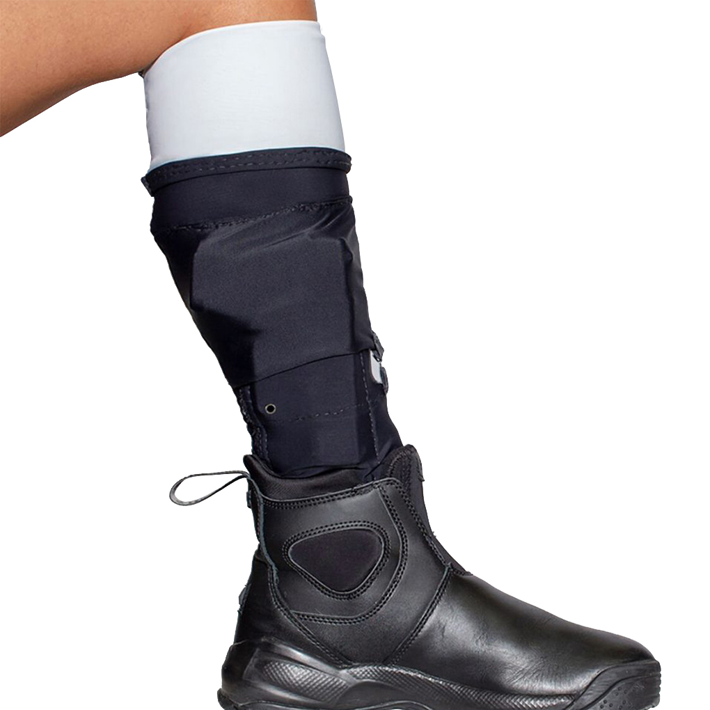 CHEATA Tactical Ankle Holster Black Gun Sox (470743BLACK)