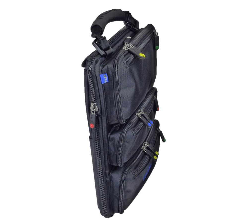 BRIGHTLINE BAGS Flex B-Zero Slim Bag (B00)