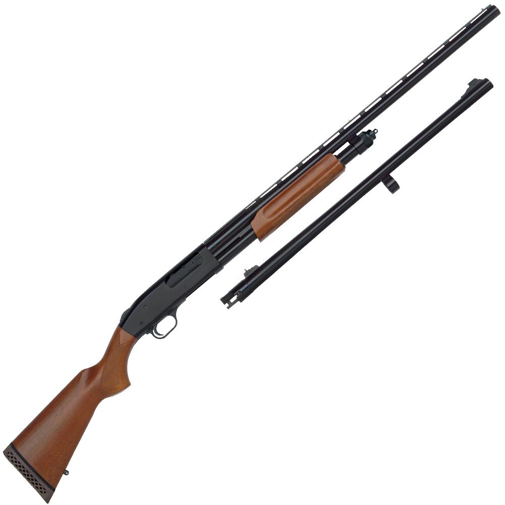 MOSSBERG 835 Ulti-Mag Combo 12Ga 28in/24in 5rd Pump-Action Shotgun (68224) thumbnail