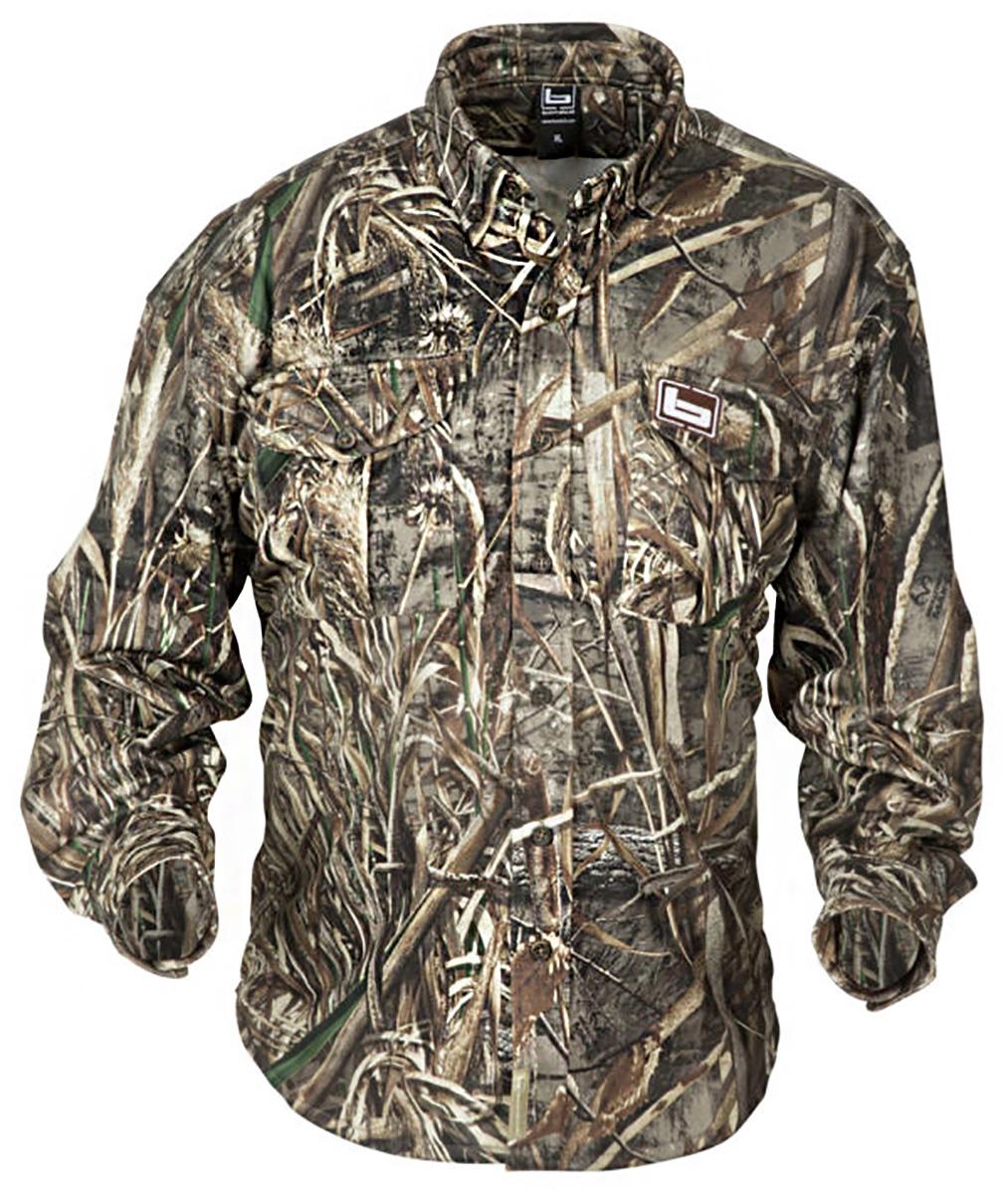 BANDED Tec Fleece Jac Shirt