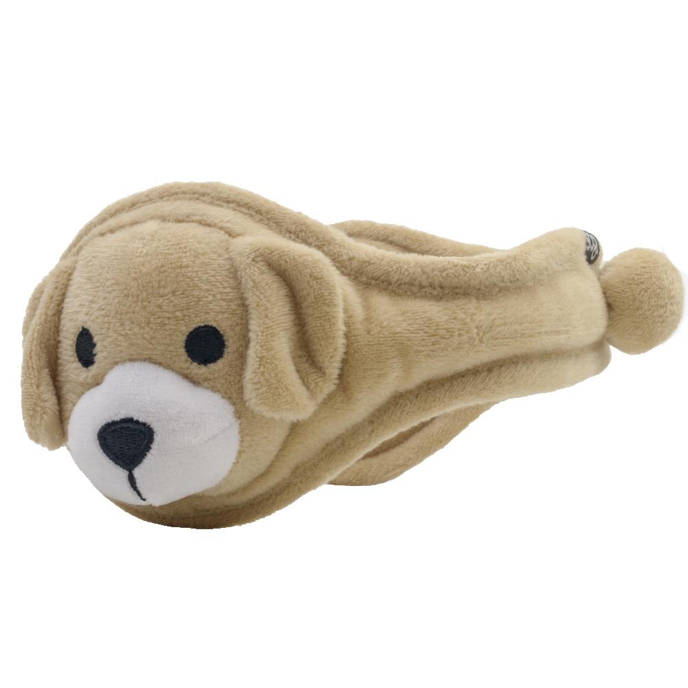 180s Youth Puppy Plush Semolina Ear Warmer (41505-317-01)