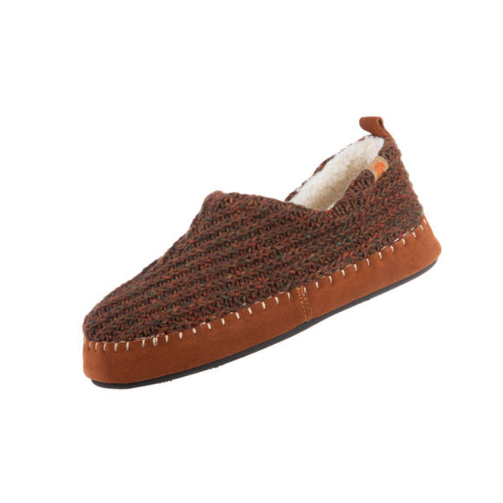 ACORN Womens Camden Recycled Moc Slippers