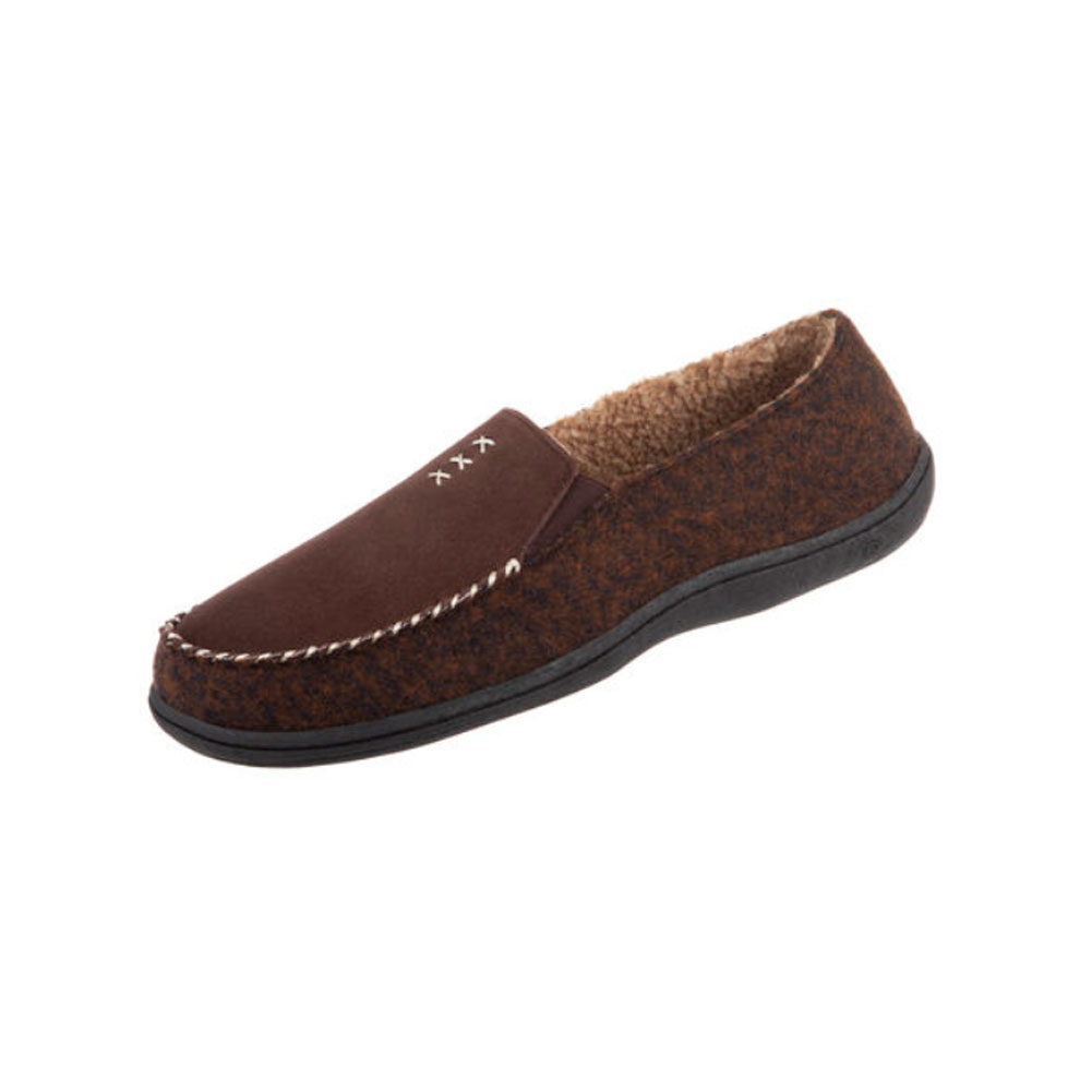 ACORN Mens Crafted Moc Slippers