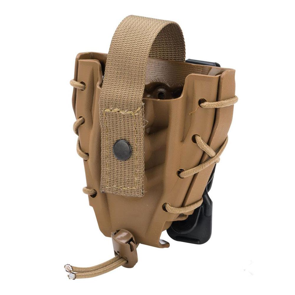COMP-TAC HSGI Handcuff TACO Coyote Brown Kydex U-Mount Pouch (11DCK0CB)