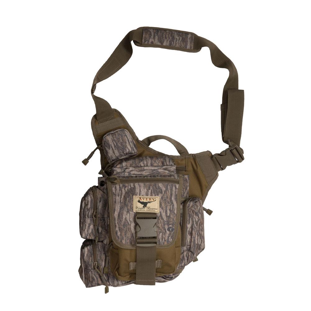 AVERY Bottomland Messenger Bag (00688)