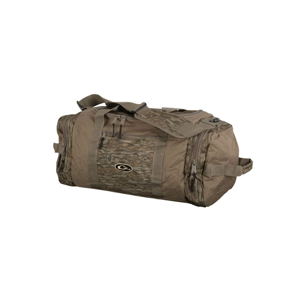 DRAKE Mossy Oak Duffle Bag